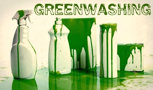 Greenwashing-bottles
